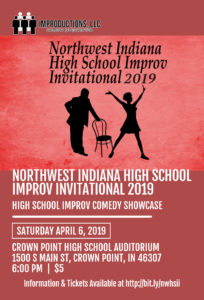 Northwest Indiana High School Improv Invitational 2019